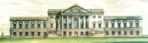 Wanstead House and Gardens, the 'English Versailles,' - England's finest Palladian mansion