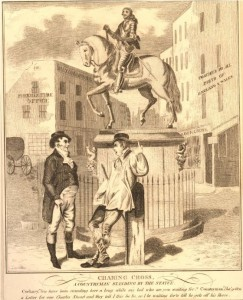 1741 - cockneys ridiculing countryfolk