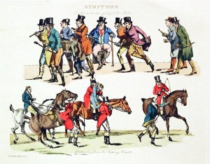 returning from the epping hunt 1822
