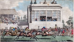 The Roal Stand - Ascot 1825