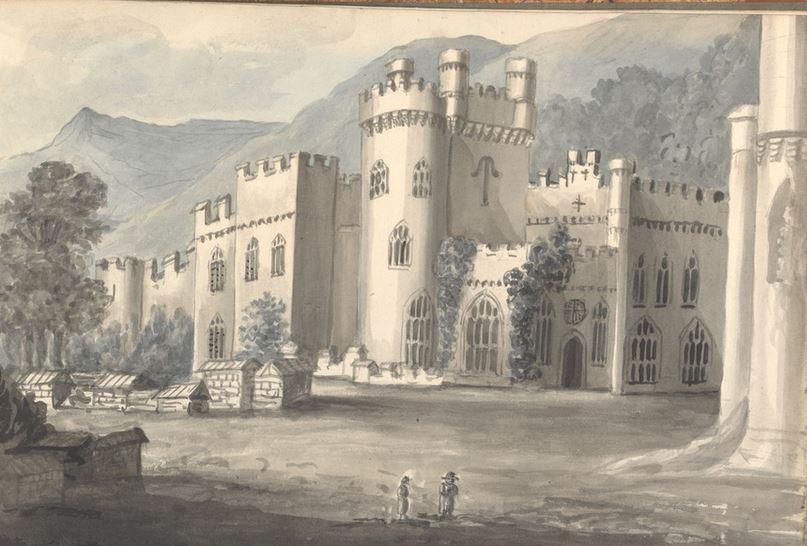 Gwrych Castle 1830