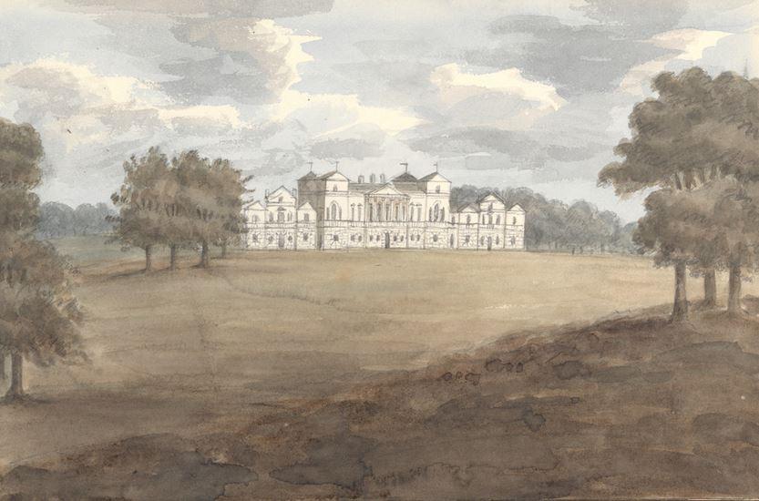Holkham2 - August 1824