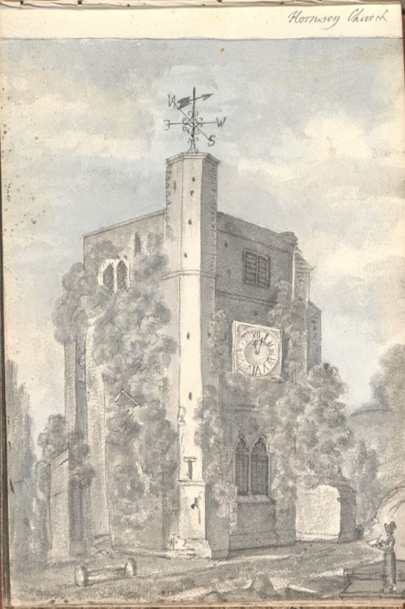 Hornsey Clock