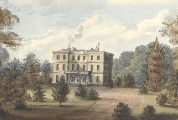 Wanstead Grove 1825