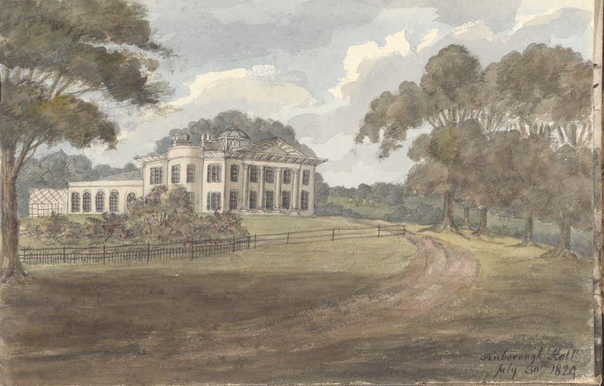 finborough hall july 30 1824
