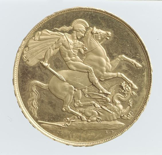 double sovereign