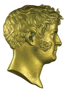 pistrucci image 1826 by cf voigt