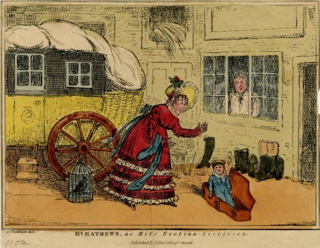 wicked william's guide to stagecoach travel 1819