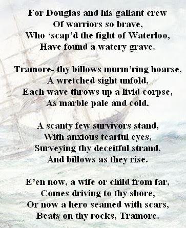tramore poem